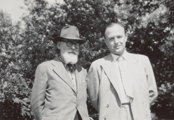 Dantinne und Erler 1956